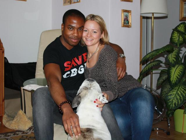 Black white dating deutschland